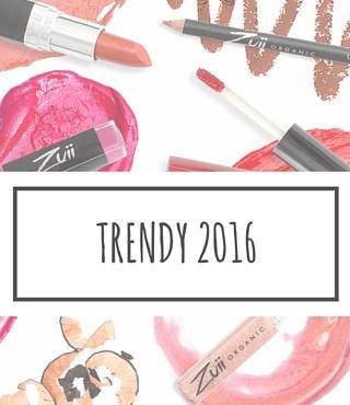 Trendy makijażowe 2016