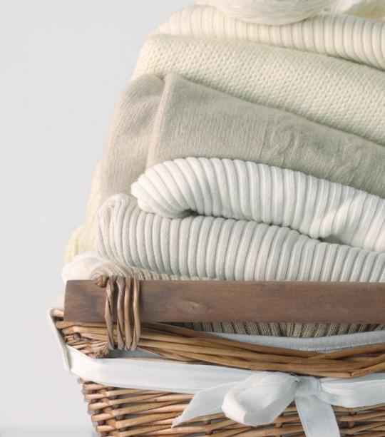 Lista składników swetra