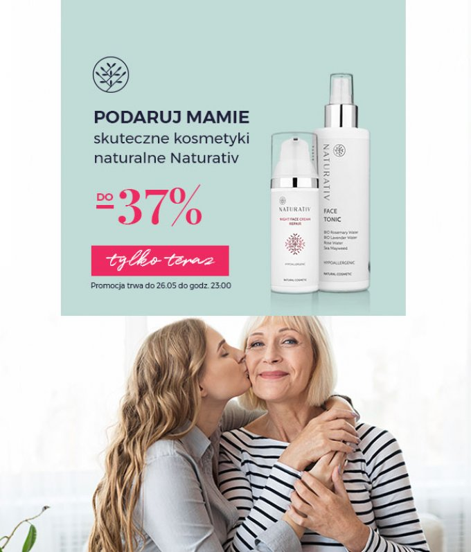 Regulamin akcji promocyjnej Podaruj Mamie Prezent do -37%