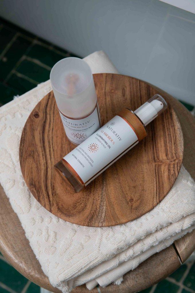 Efekt GLOW: zdrowa i naturalna opalenizna bez słońca, pięknie rozświetlona i nabłyszczona skóra