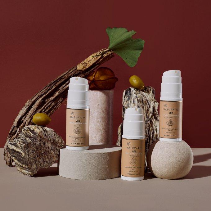Lekki krem BBB czyli pielęgnacja, makijaż i ochrona SPF30 w jednym