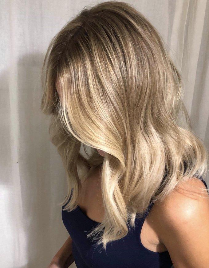 Pielęgnacja włosów latem i po lecie