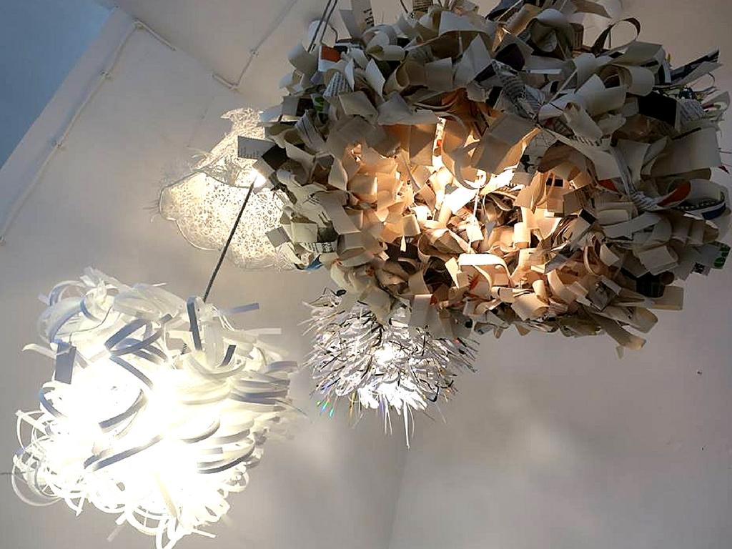BAZURY - ekologiczne lampy