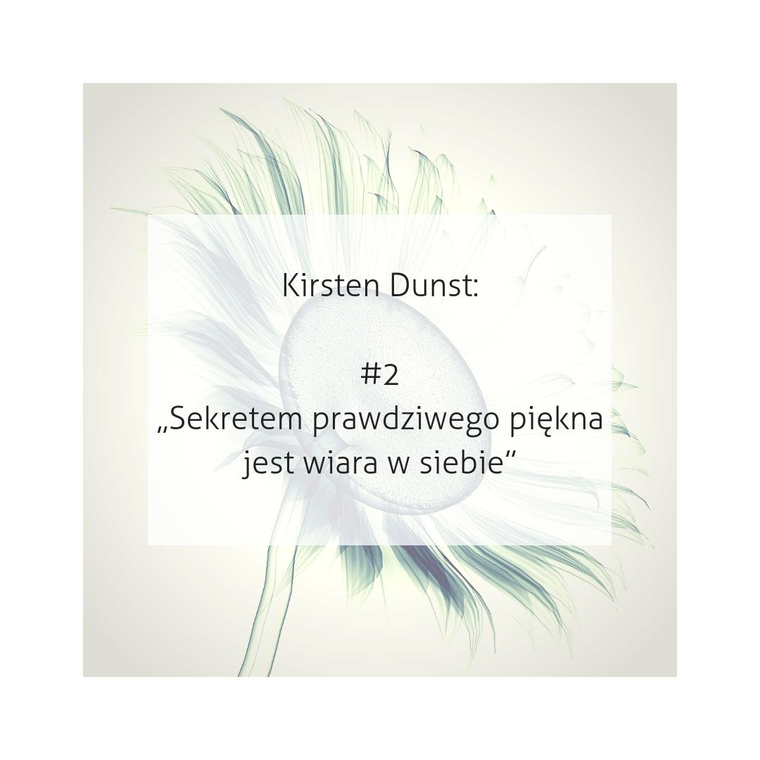 Cytat Kirsten Dunst