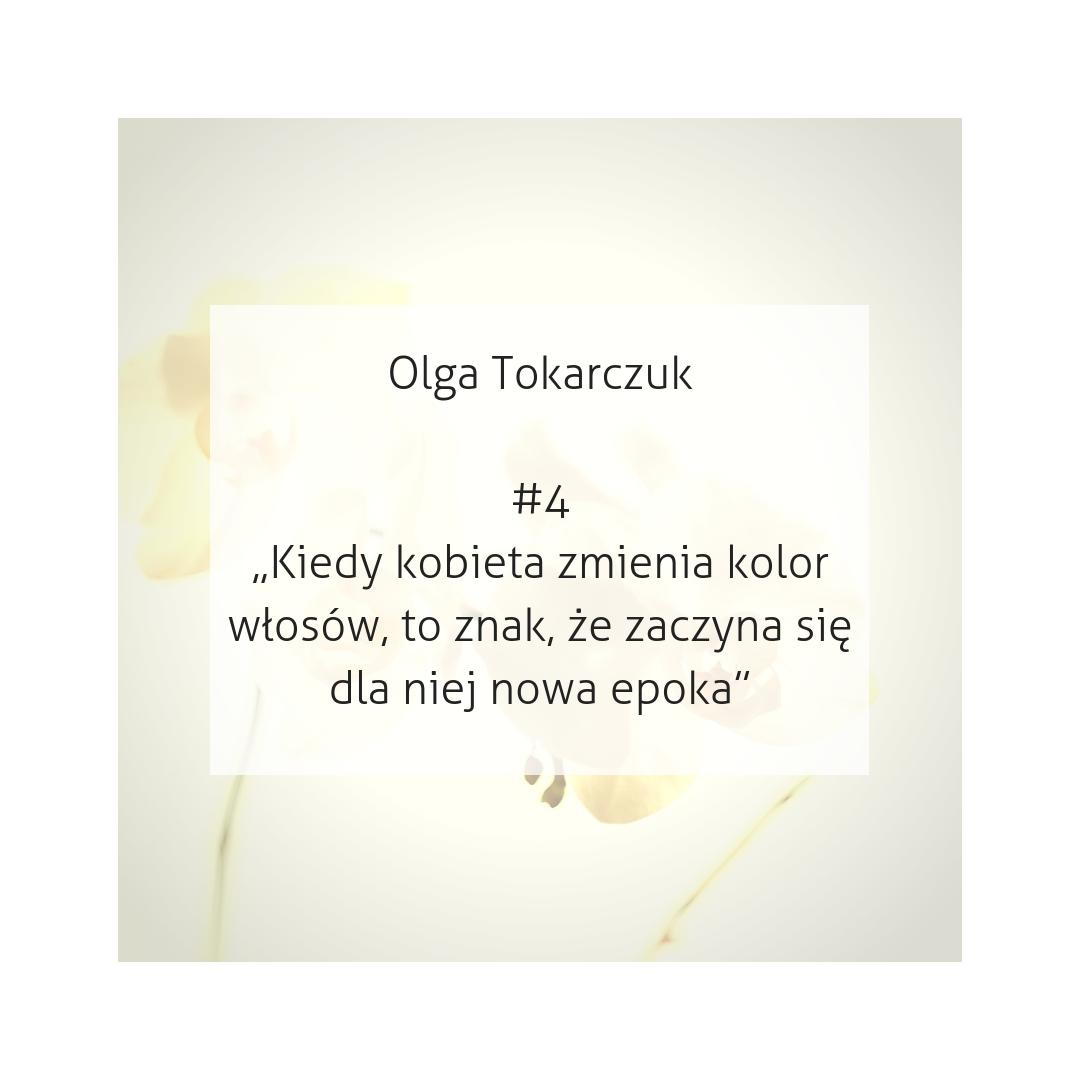 Cytat Olga Tokarczuk