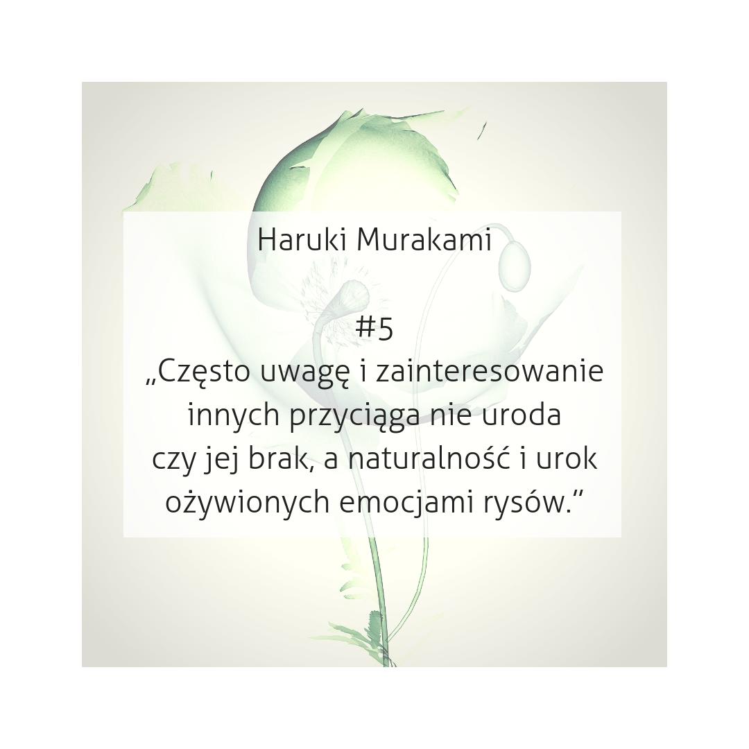 Cytat Haruki Murakami