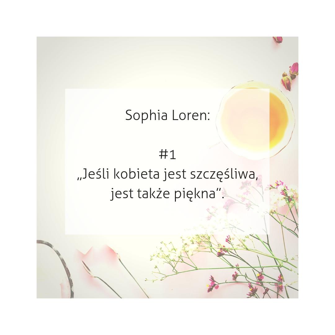 Cytat Sophia Loren