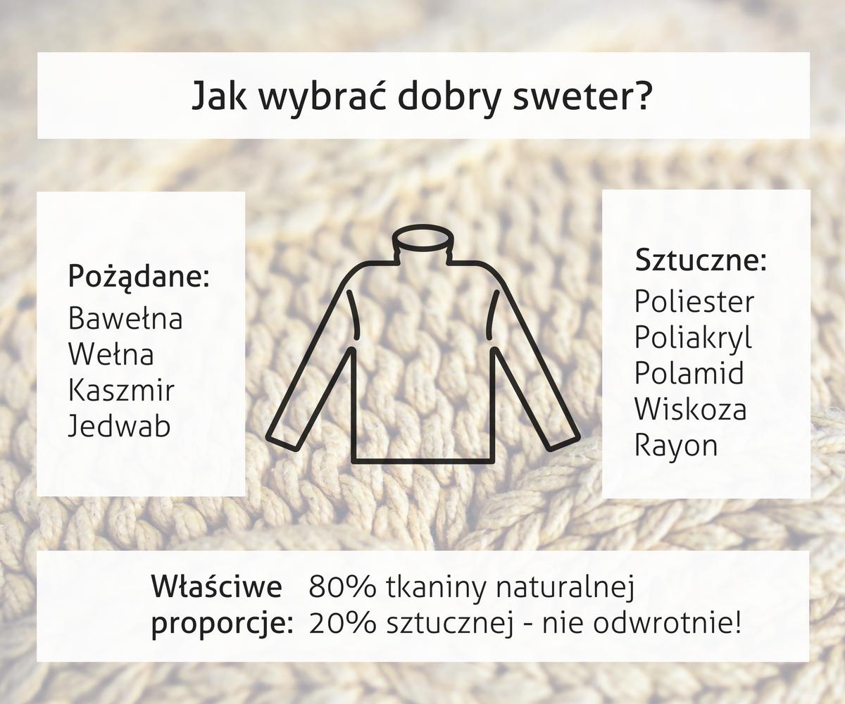 Jak wybrać dobry sweter?