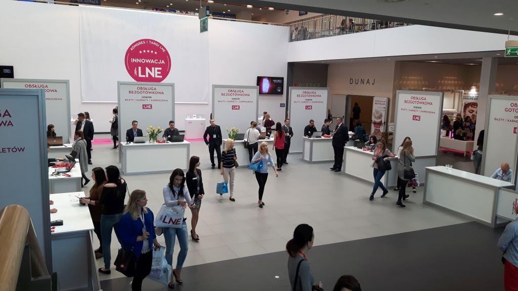 Targi LNE w Krakowie