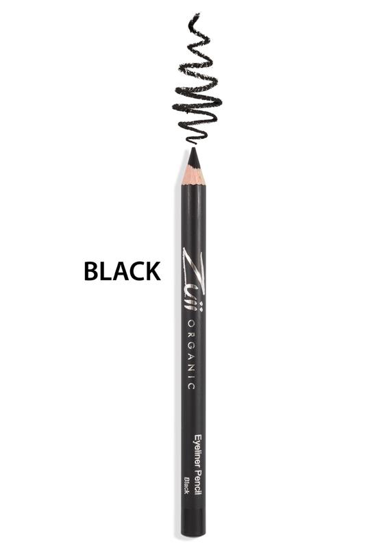 Mineralna kredka do oczu - Black [Czarna]