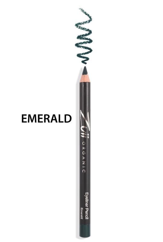 Mineralna kredka do oczu - Emerald [Szmaragdowa]