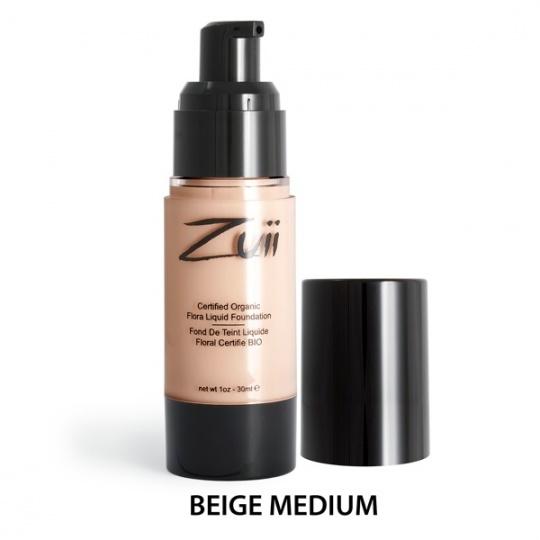 Podkład mineralny w płynie - Beige Medium [Bardzo ciemny chłodny]