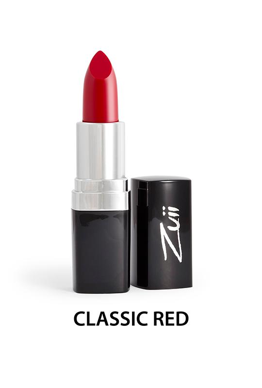 Naturalna szminka do ust - Classic Red [Klasyczna Czerwień]