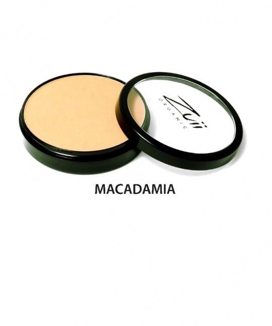 Puder mineralny w kompakcie - Macadamia [ŚREDNI CHŁODNY]