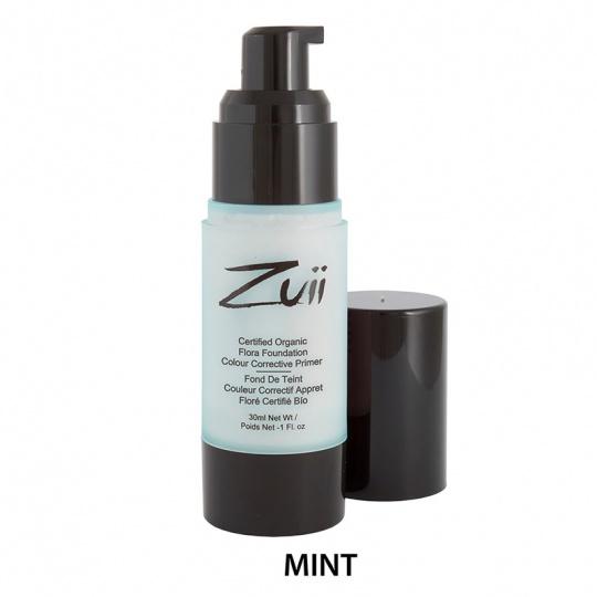 Naturalna baza pod makijaż - Mint [Miętowa]
