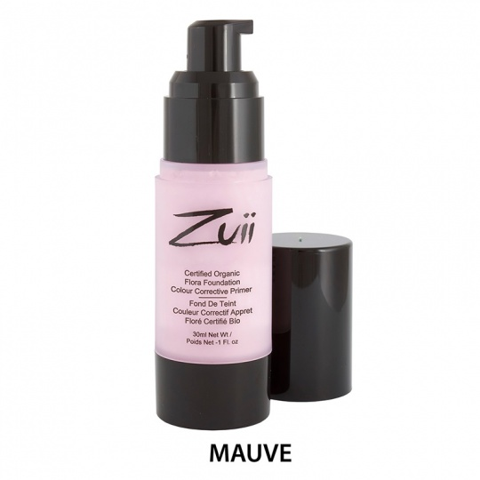 Naturalna baza pod makijaż - Mauve [Lawendowa]